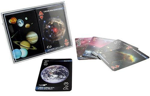 UFO Wisconsin Christmas Store Outer Space Astronomy Playing Cards