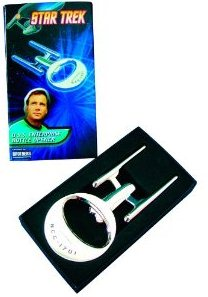 Star Trek USS Enterprise Bottle Opener Gift Idea