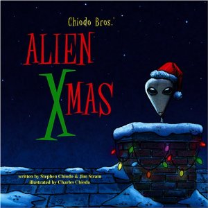 UFO Wisconsin Christmas Shop Alien Xmas Book for sale