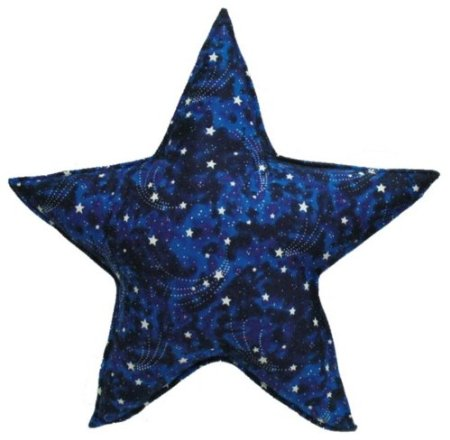 Glow In The Dark Star Pillow Gift