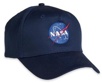 UFO Wisconsin NASA Cap Baseball Style NASA hat for sale