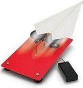 Best New Gift Idea for 2012 Electric Paper Airplane Launcher
