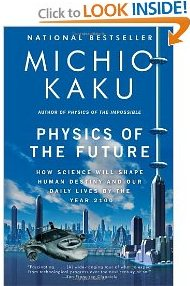 The Physics of the Future Book For Sale 2012