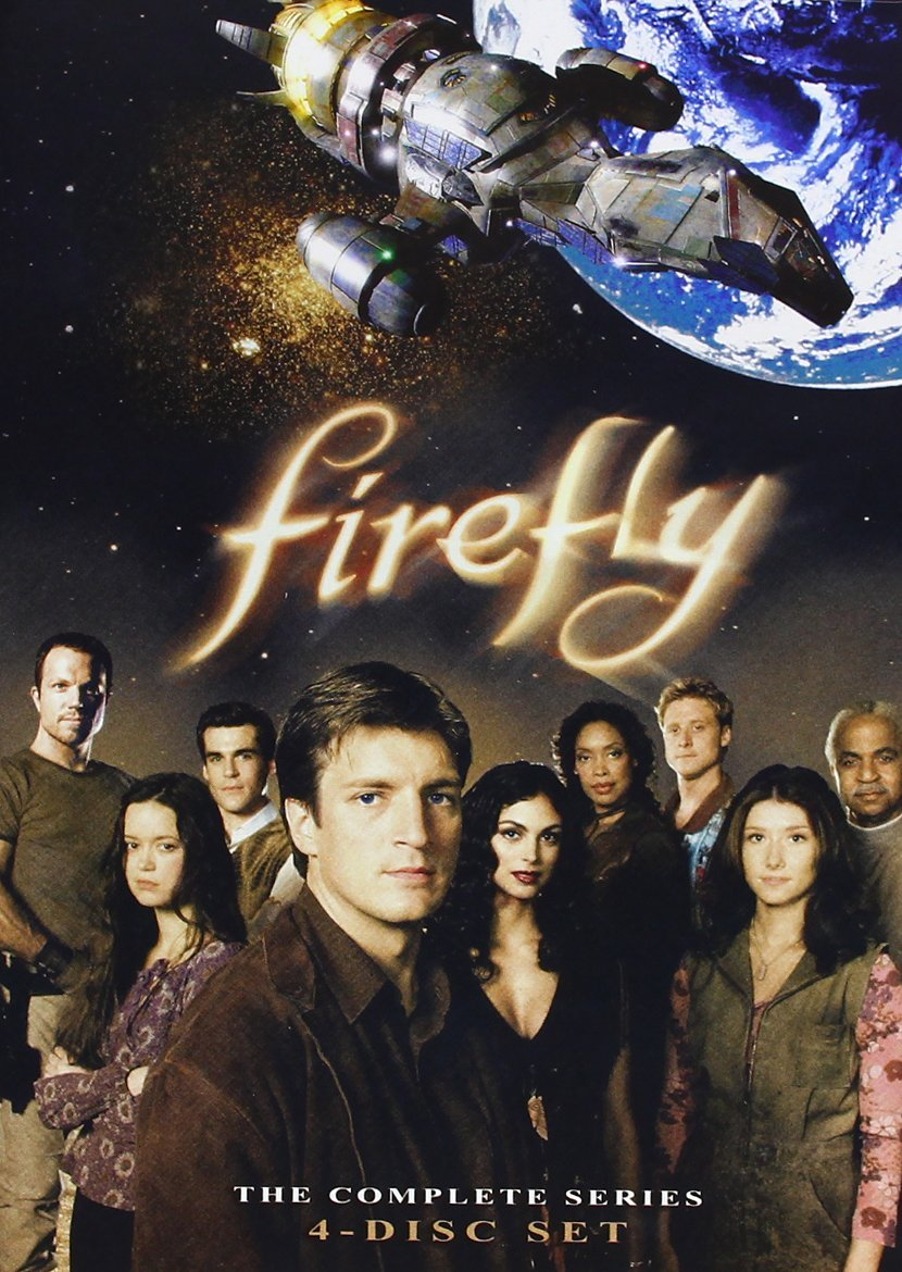Firefly DVD Complete Series Gift Idea