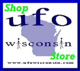 Shop UFO Wisconsin Store for Unique Gift Ideas