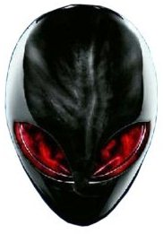 Best Alien Gift Idea of 2012 Alien Head Wireless Mouse